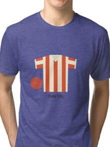 Stoke City Tri-blend T-Shirt