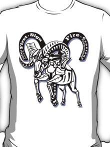 Aries star sign T-Shirt
