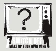 Switch Off [Black/White] by xomillie