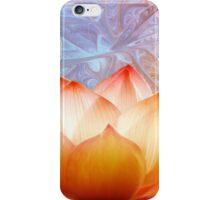 Sunshine Lotus iPhone Case/Skin