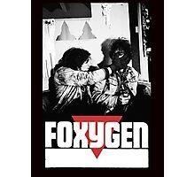 Foxygen Photographic Print
