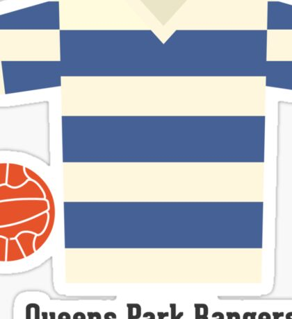 Queens Park Rangers Sticker