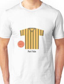 Port Vale Unisex T-Shirt