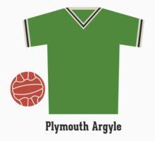 Plymouth Argyle by Daviz Industries