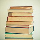 Stack of Books by Cassia