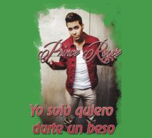 Prince Royce 1 - Darte un Beso  Kids Clothes
