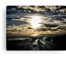 Knockanore Sunset Canvas Print