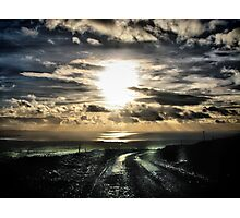 Knockanore Sunset Photographic Print
