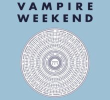 Vampire Weekend by Incal