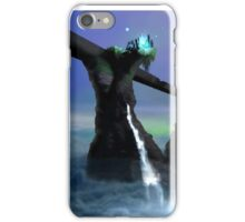 First envornment concept art  iPhone Case/Skin