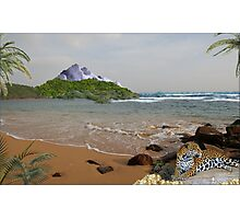 970-Jaguar Beach Photographic Print