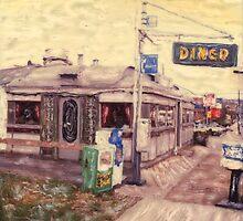Charlie's Diner by Steven Godfrey