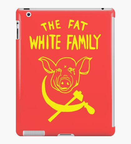 Fat White Family iPad Case/Skin