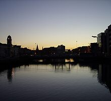 Cork City Nights by CorkDayDreamer