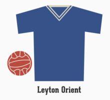 Leyton Orient by Daviz Industries