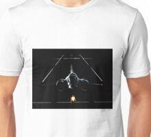 Buccaneer in the Shadows Unisex T-Shirt