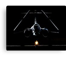 Buccaneer in the Shadows Canvas Print