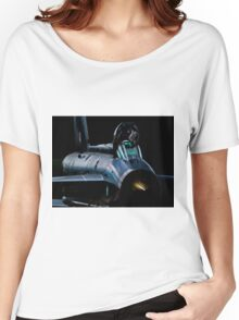 Lightning XR728 in the shadows Women's Relaxed Fit T-Shirt