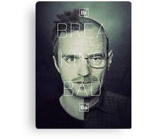 Heisenberg & Pinkman Canvas Print