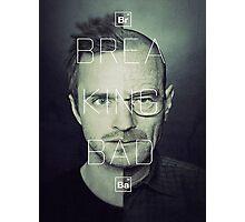 Heisenberg & Pinkman Photographic Print