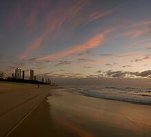 Surfers Paradise by Andrew Carruthers