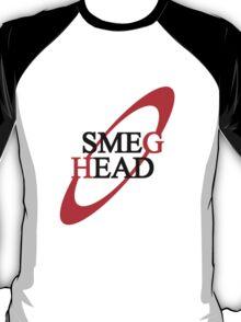 Smeg Head (black font) T-Shirt