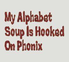 Alphabet Soup by AmySplash