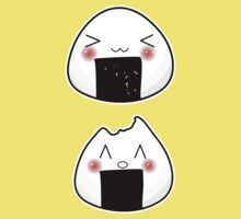 Onigiri Love by Namueh