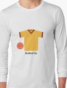 Bradford City Long Sleeve T-Shirt
