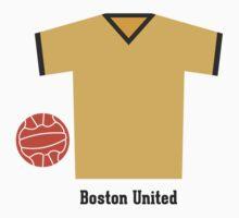 Boston United by Daviz Industries