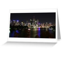 Skyline 3 Greeting Card