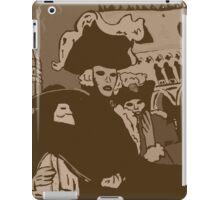 Venice carnival vintage iPad Case/Skin