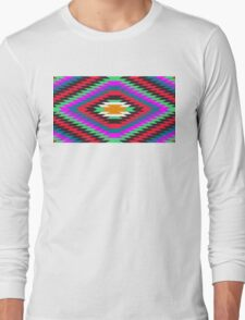 american native traditional Long Sleeve T-Shirt