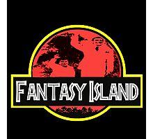 Fantasy Island Photographic Print