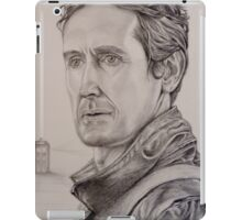 Paul McGann the eighth Doctor iPad Case/Skin