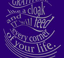 another colour of this RUMI quote by TeaseTees