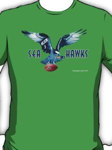 Seattle Seahawks v. Patriots T-Shirt