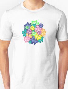 vivid flowers T-Shirt