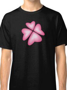 pink heart flower Classic T-Shirt