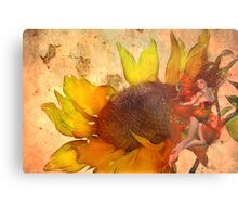 Vanity - a collaboration with Rose Moxon Metal Print