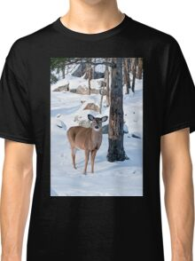 White Tailed Deer Classic T-Shirt