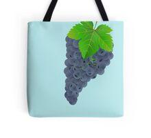 Tasty dark grape Tote Bag