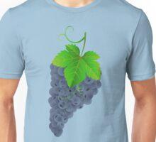 Tasty dark grape Unisex T-Shirt
