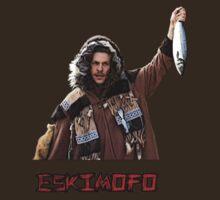 Workaholics Eskimofo Blake Tshirt by luigi2be