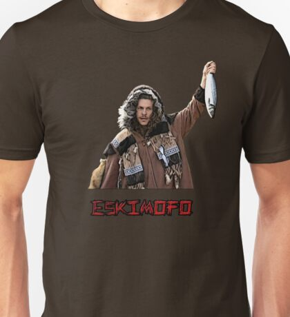 Workaholics Eskimofo Blake Tshirt Unisex T-Shirt