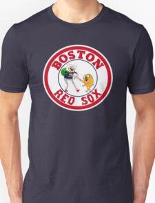 Boston red sox Adventure time Unisex T-Shirt
