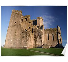 Rock of Cashel close up Poster