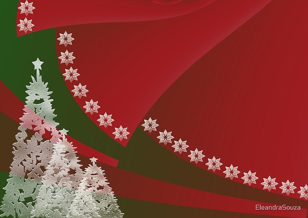Christmas Background by EleandraSouza