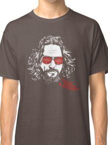 The Big Lebowski - The Dude Classic T-Shirt