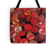 Japanese Kanji Tote Bag